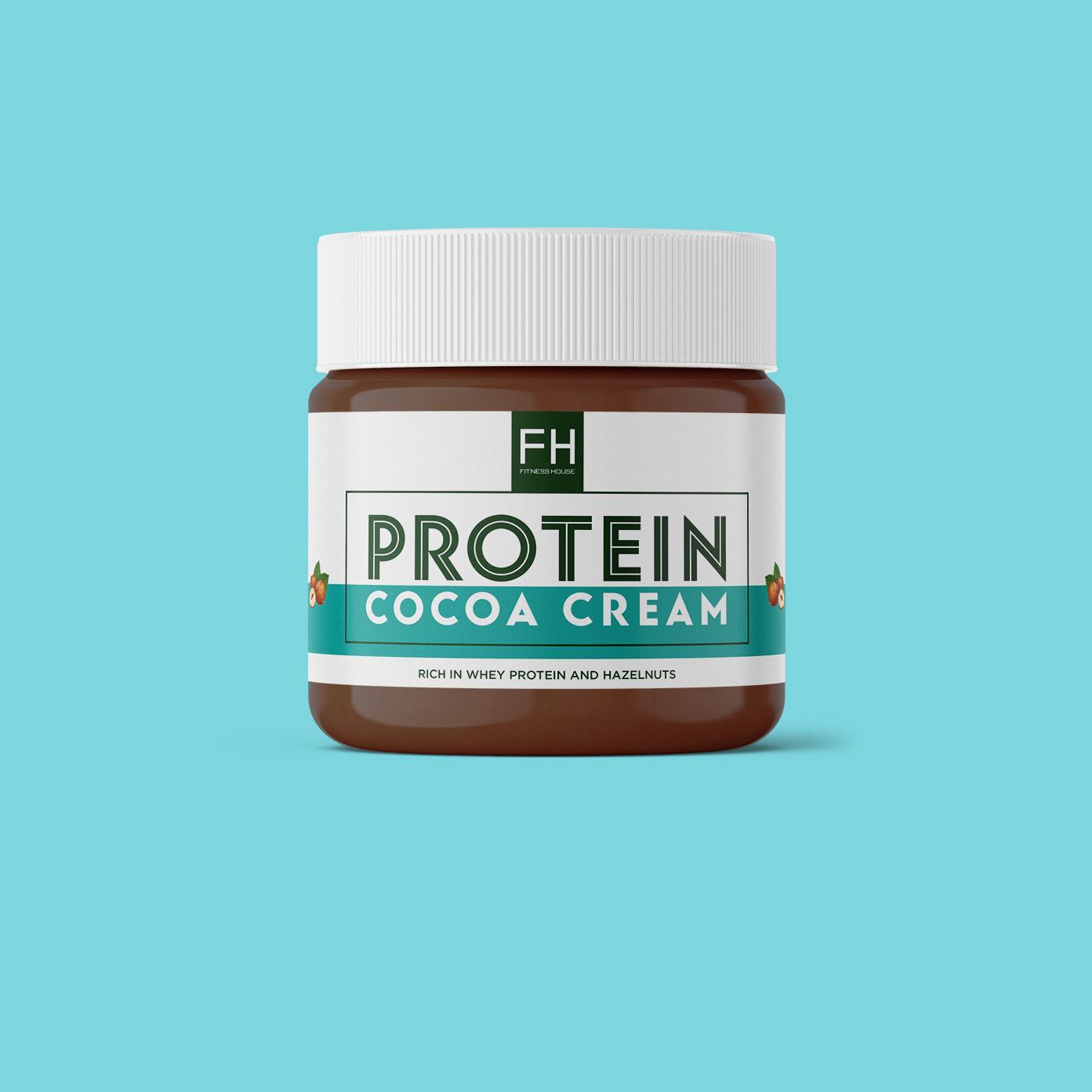 Protein Cocoa Cream