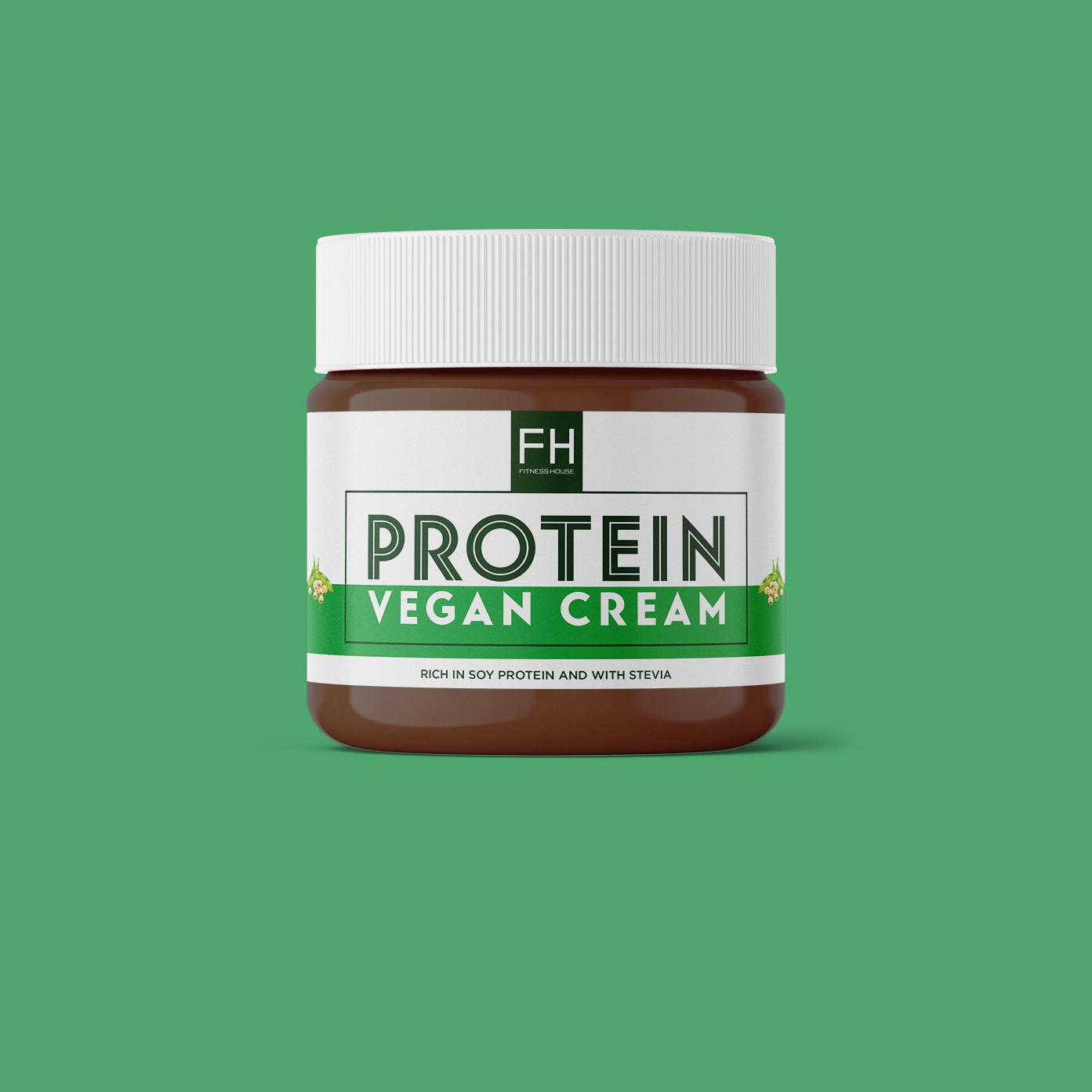 Protein Vegan Cream